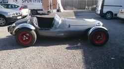Classic Car Restoration Durham