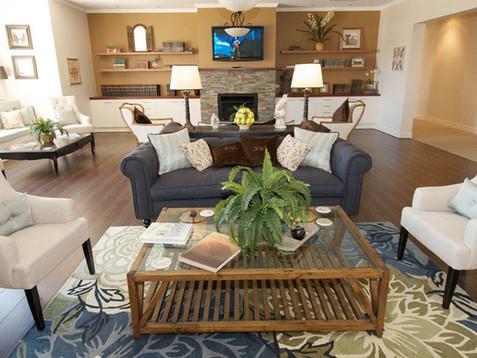 Retirement living – mastering communal spaces