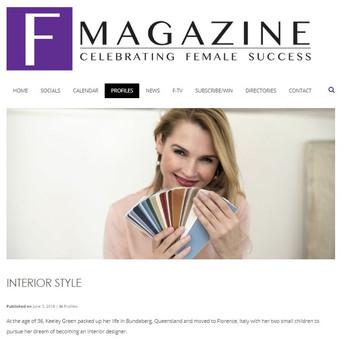 5th June 2018 - FMagazine