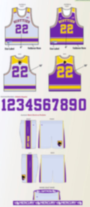 Ballston spa modified sublimated Pinnies