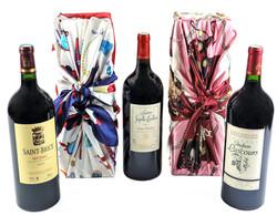 Coffret Magnum grands vins de Bordeaux