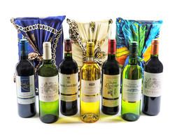 Coffret luxe grands vins de Bordeaux