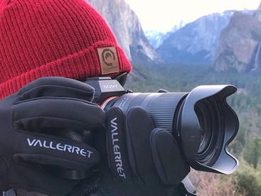 Skadi : Vallerret Photography Gloves