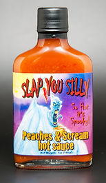 Peaches & Scream Hot Sauce_