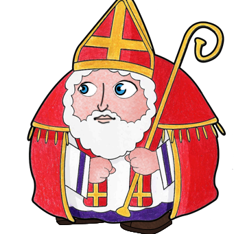 Sinterklaas Cards are available now!