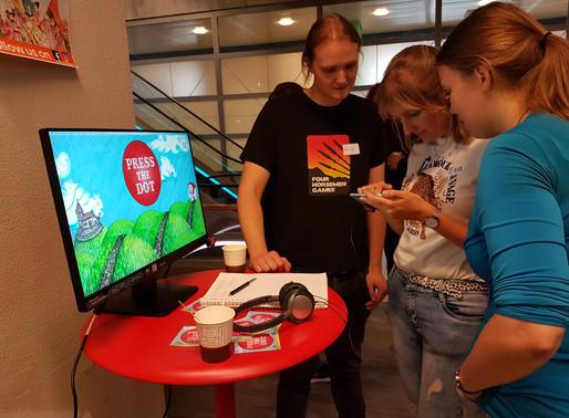 First Dutch Game Garden Games Showcase - 11/09/2019