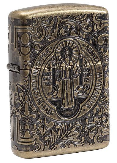 Зажигалка St. Benedict Design ZIPPO 29719
