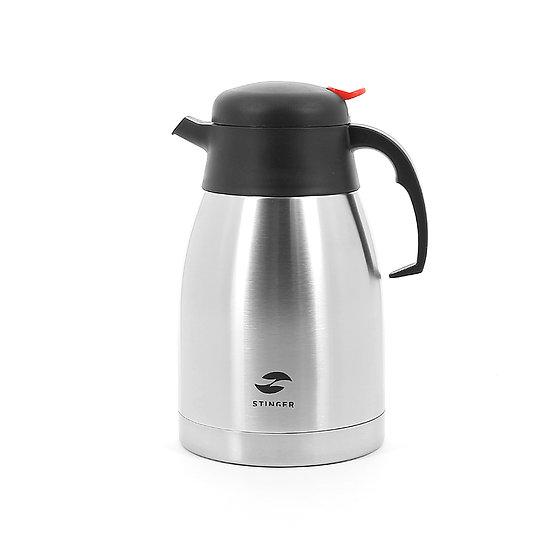 Термо-кофейник 2 л STINGER HY-CP301-2