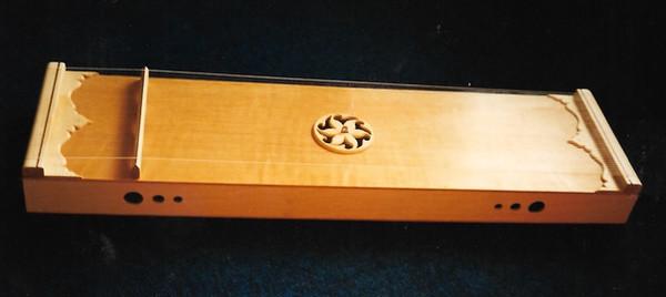 Instrumentenbau monochord oberton-eberle