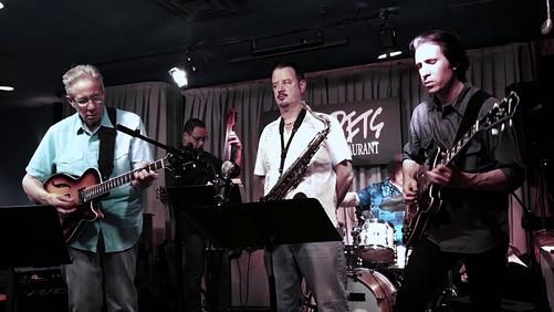 Vic Juris, Dave Mullen, Sinan Bakir, Jedd Chlebowski, Ken Serio