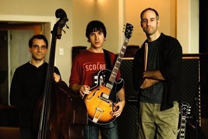 "Thomson Kneeland, Sinan Bakir, Mark Ferber ""On my Way"" recording session"