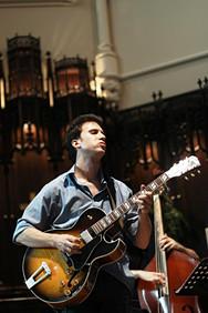 Concert at the Asylum Hill Congregational Church