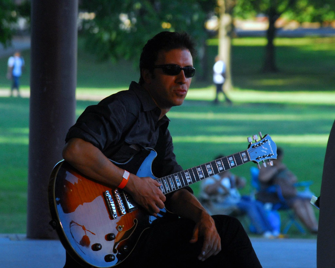 "Hartford Monday Night ""Paul Brown"" Jazz  Photo by Byron Dean"