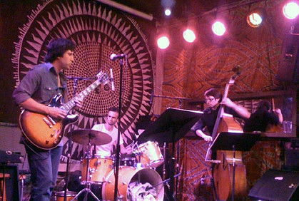 Sinan Bakir, Julien Mannoni, Nick DiMaria  Live in New York