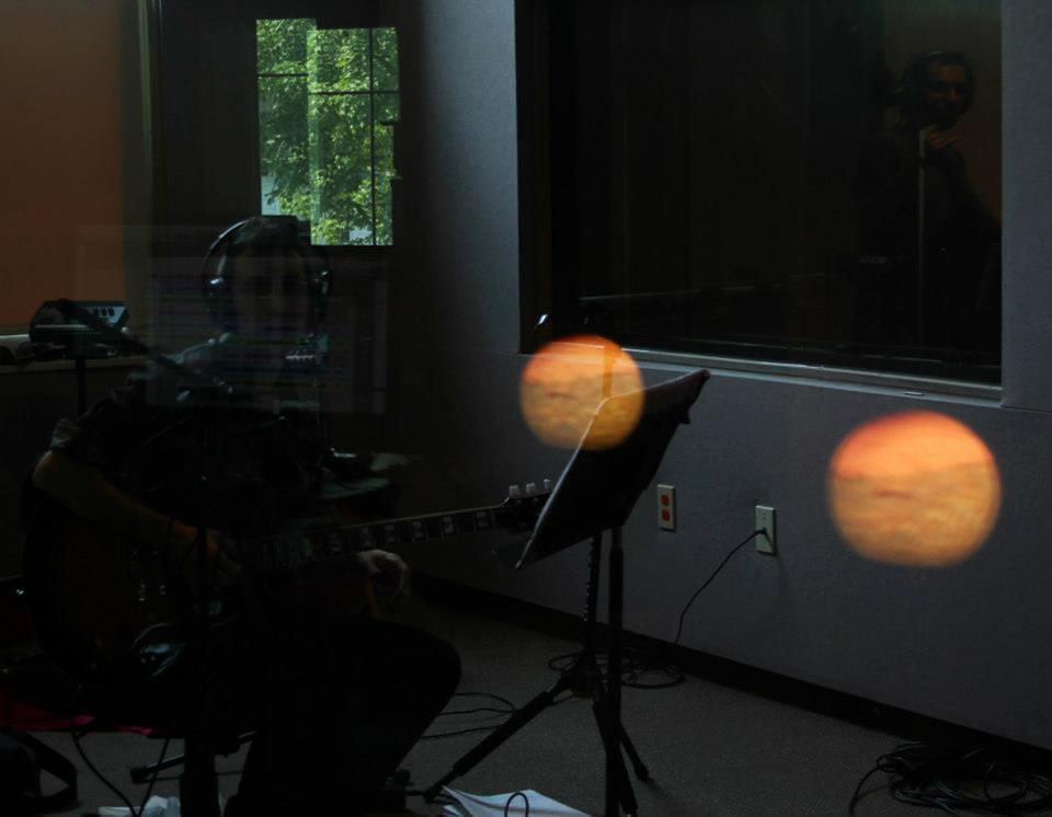 """Tales & Stories"" recording session Photo by Sevim Yolacti Bakir"