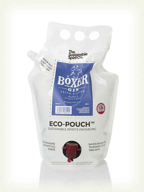 Boxer Gin Eco-Pouch (2.8L)