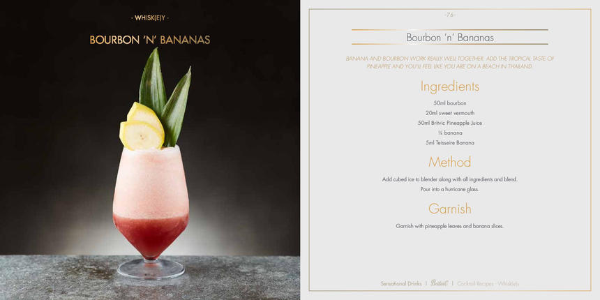 Sensational Drinks Book