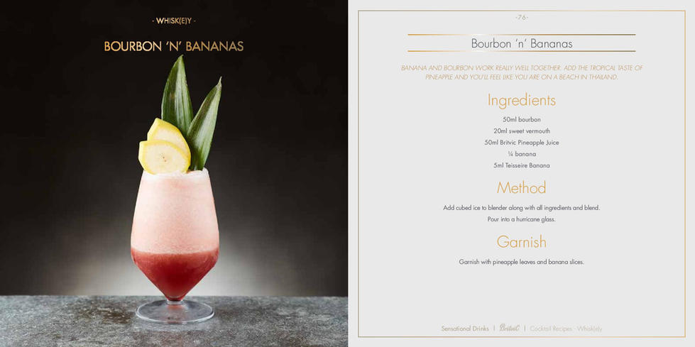 Sensational Drinks Book