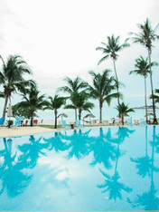 Beach Front Swimming Pool