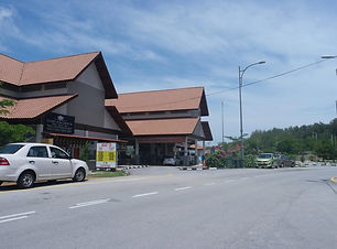 Merang Waterfront Jetty