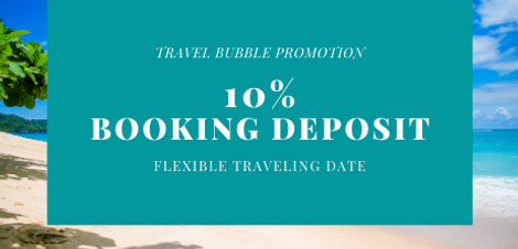 Travel Bubble Redang Promotion
