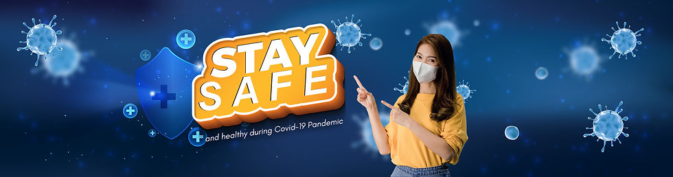 Stay Safe with Sari Pacifica Redang