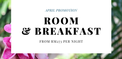 Room and Breakfast Redang