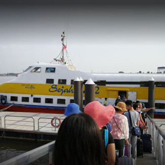Public Ferry to Redang Island