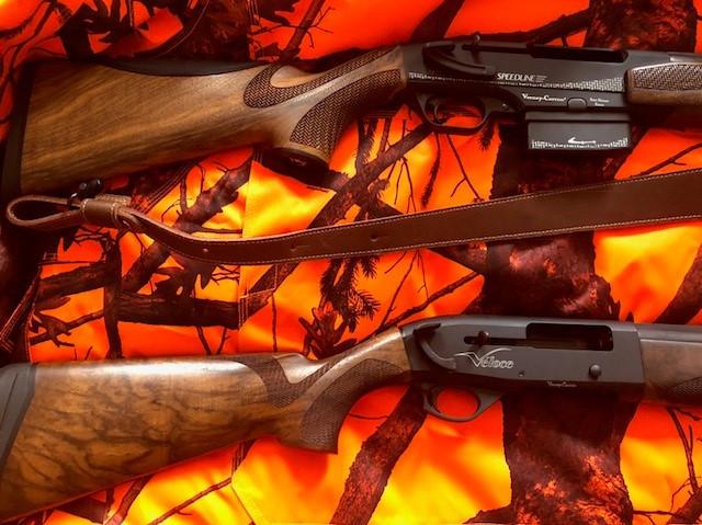 Battue au renard : Le fusil Véloce de La Manufacture Verney-Carron