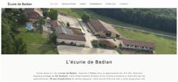 Écurie-de-Badian-création-site-internet-et-référenecement-KoalaVib