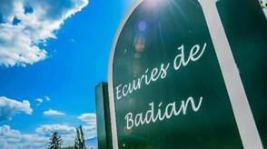 écurie de Badian