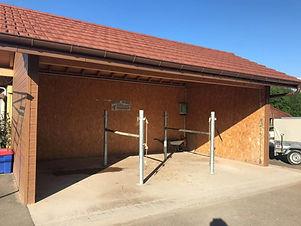 Photo Écurie de Badian Espace Installations