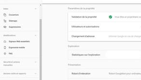 Comment fournir l'accès à votre Google Search Console ?