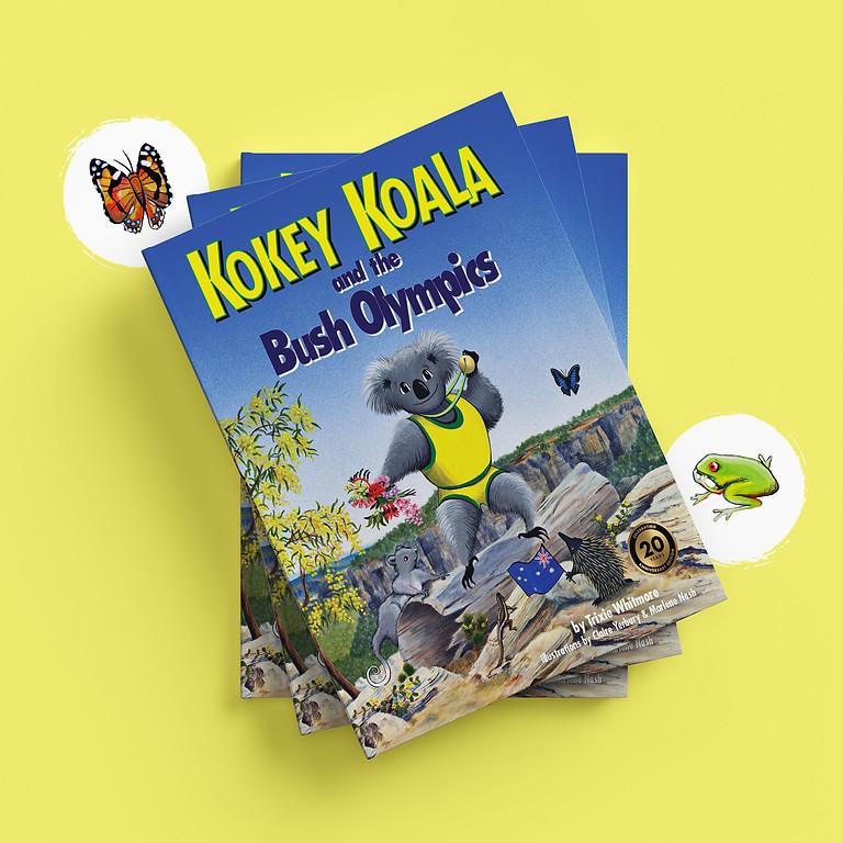 Kokey Koala Book Relaunch