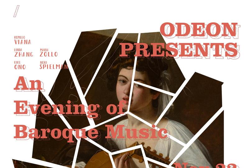An Evening of Baroque, November 23rd, 2019
