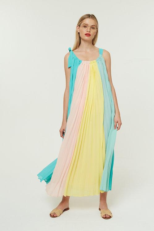 ATTACHE DRESS - MULTI