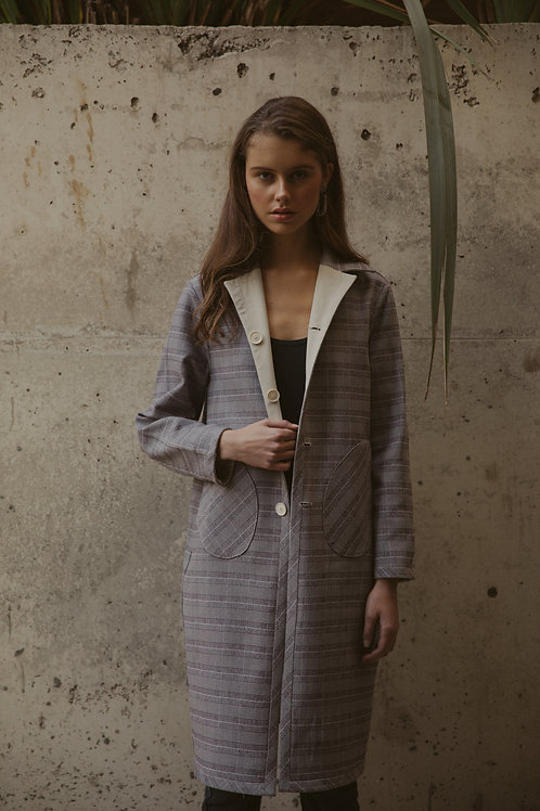 MABLE REVERSIBLE COAT