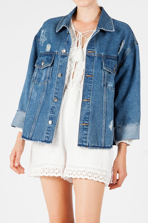 CHIARA DENIM JACKET