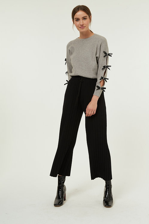 HARPER KNITTED TROUSERS