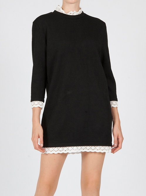 GRENELLE KNITTED DRESS