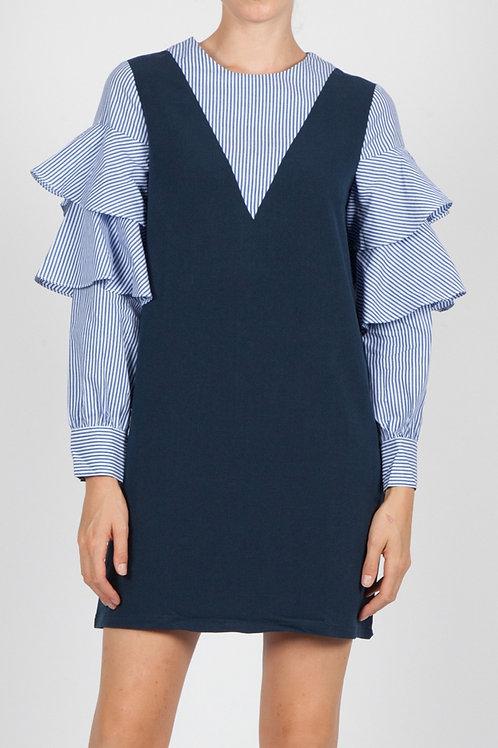 TRISTAN SHIRT DRESS