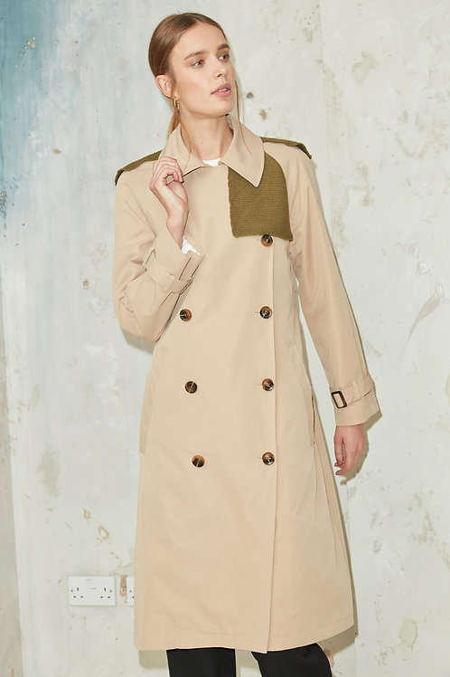 YARA TRENCH COAT