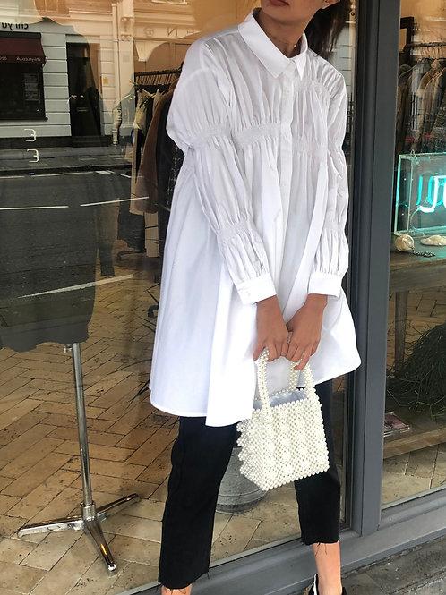 ALIC TUNIC WHITE DRESS