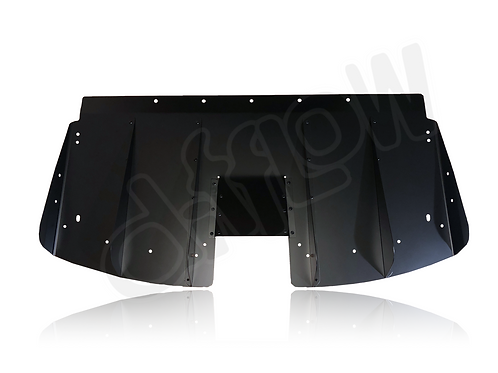 5-Element Railer Rear Diffuser for Lotus Evora