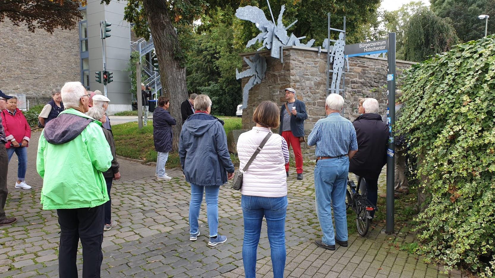 """Stadtführung """"Altstadt-Perlen"""" 60 Min."""