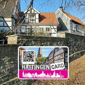 Mit der Hattingen-Card bequem Stadtführungen bezahlen