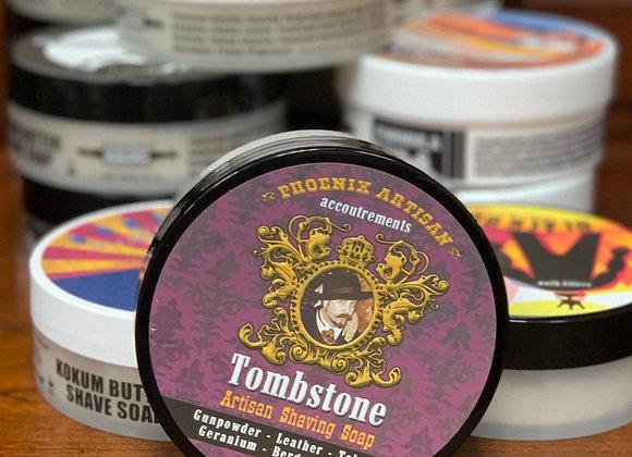Phoenix Shave Soap - Tombstone