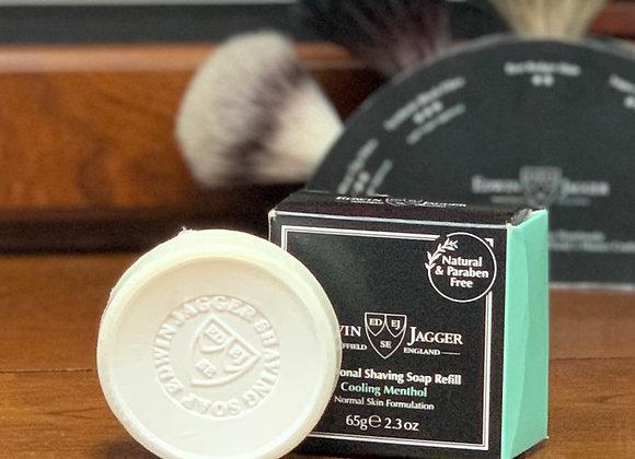 Edwin Jagger Shaving Soap Refill - Cooling Menthol