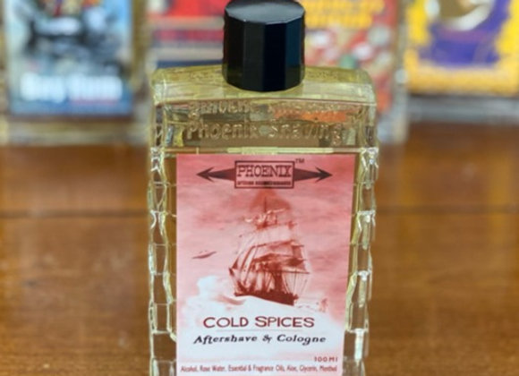 Phoenix Cold Spices Aftershave & Cologne