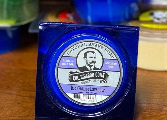 Col. Conk Natural Soaps- Rio Grande Lavender